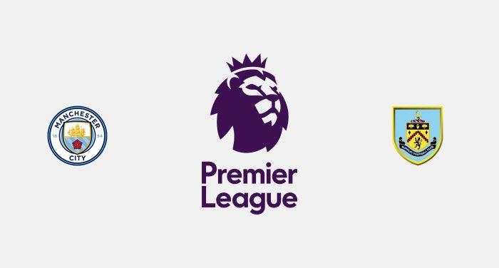 Manchester City v Burnley Previa, Predicciones y Pronóstico