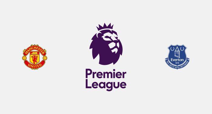 Manchester United v Everton Previa, Predicciones y Pronóstico