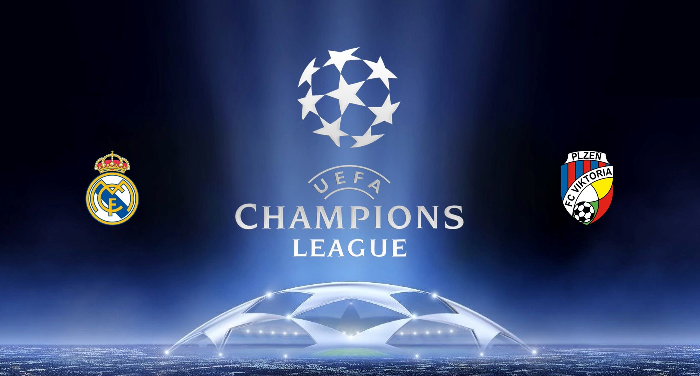 Real Madrid v Viktoria Plzen Previa, Predicciones y Pronóstico