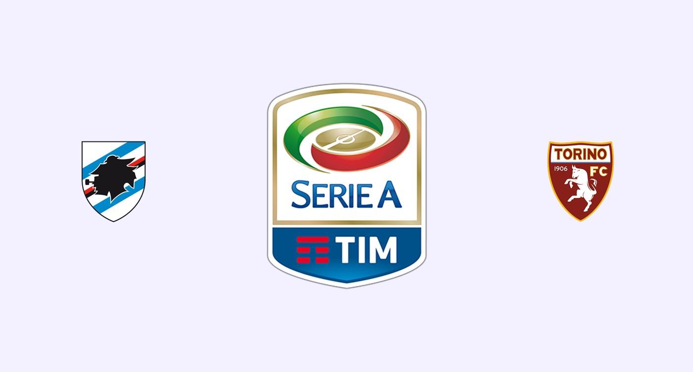 Sampdoria v Torino