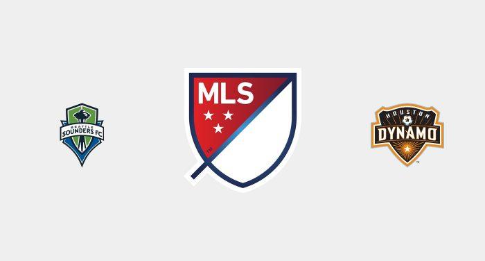 Seattle Sounders v Houston Dynamo Previa, Predicciones y Pronóstico