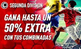 Segunda División Sportium