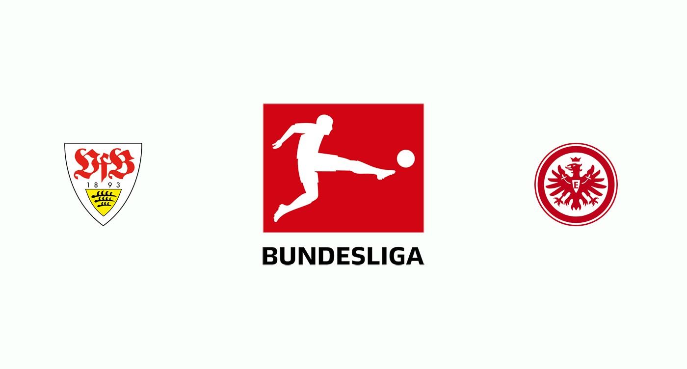 Stuttgart v Eintracht Frankfurt