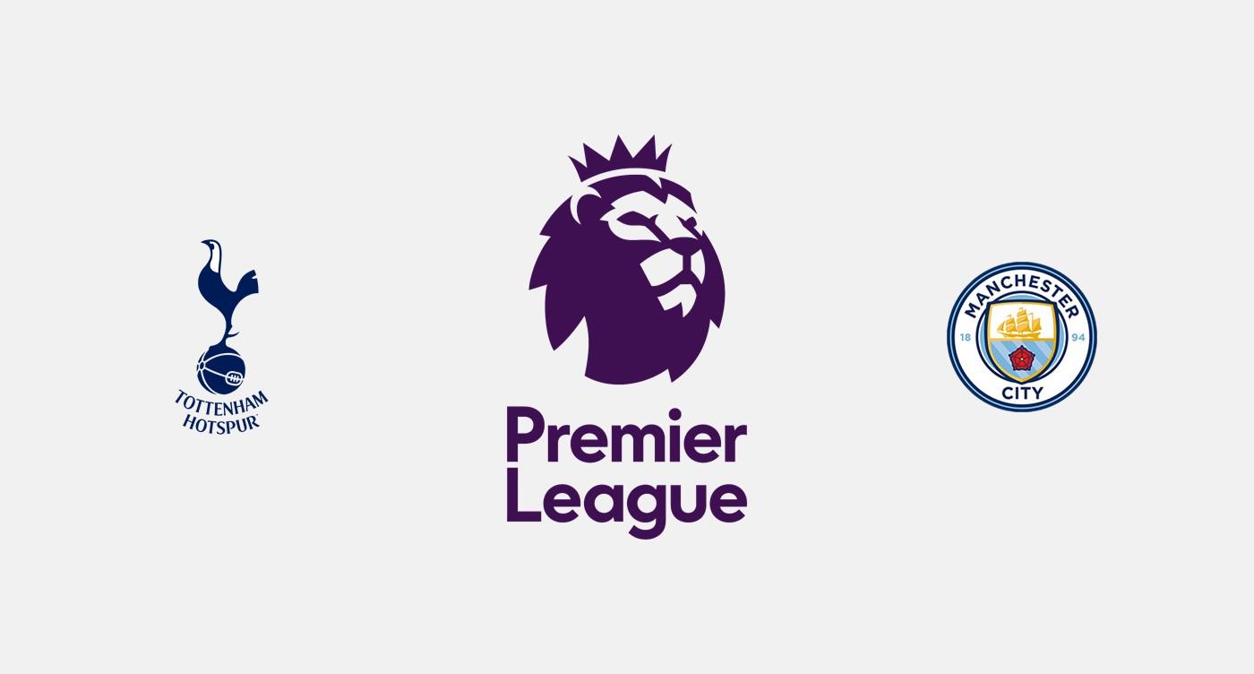Tottenham v Manchester City Previa, Predicciones y Pronóstico
