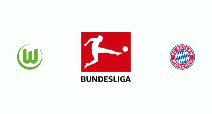 Wolfsburgo v Bayern Múnich Previa, Predicciones y Pronóstico