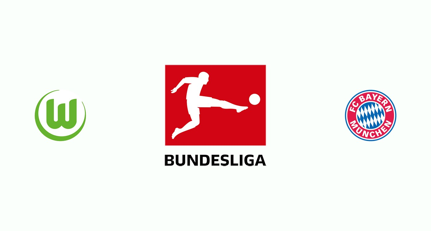 Wolfsburgo v Bayern Múnich