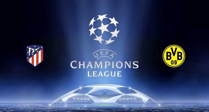 Atlético Madrid v Borussia Dortmund Previa, Predicciones y Pronóstico