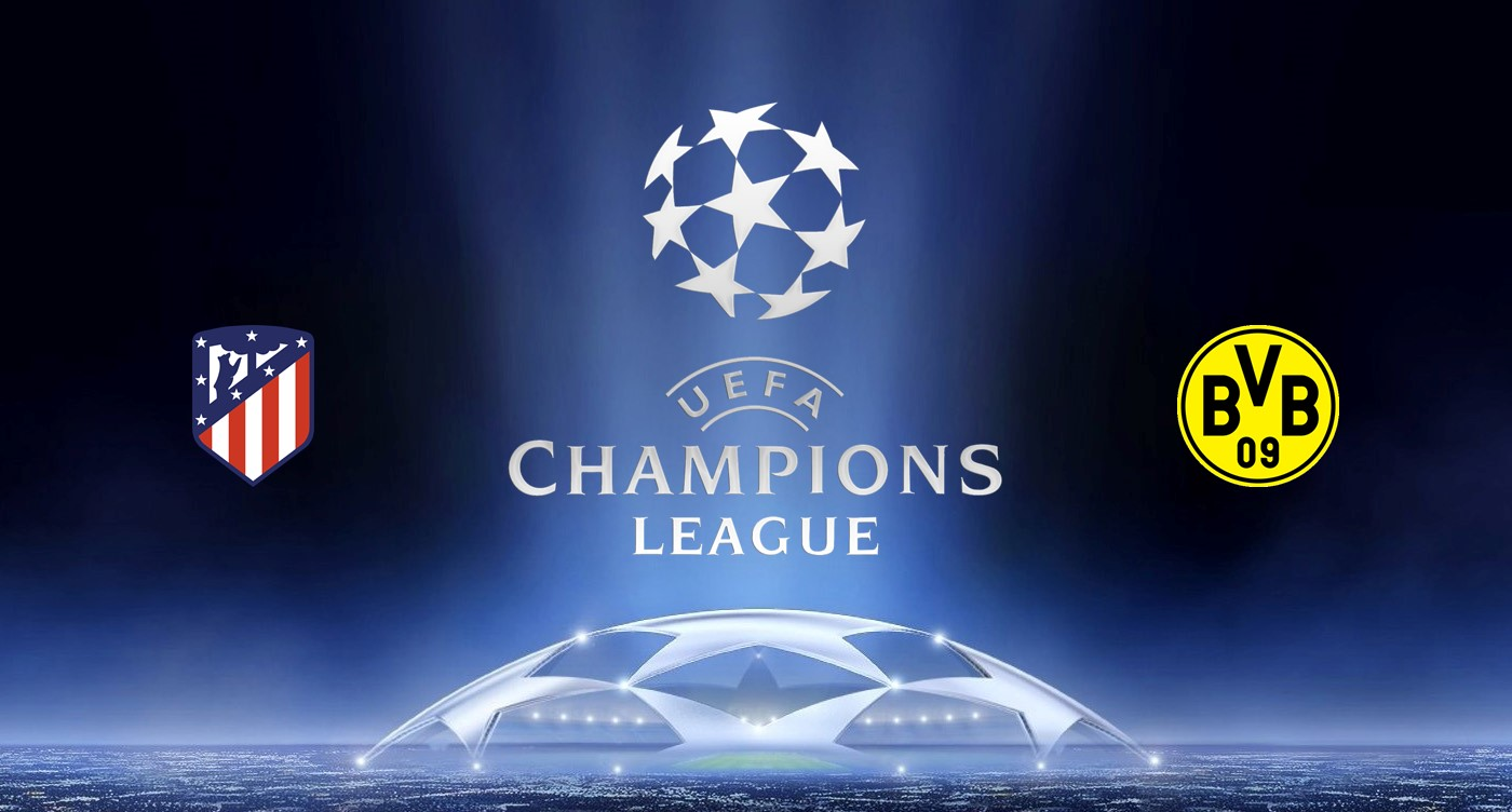 Atlético Madrid v Borussia Dortmund