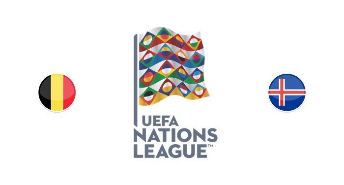 Bélgica v Islandia Previa, Predicciones y Pronóstico 15/11/2018