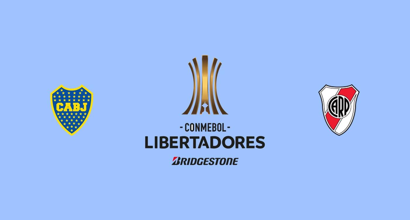 Boca Juniors v River Plate