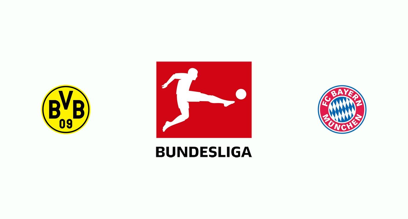 Borussia Dortmund v Bayern Múnich