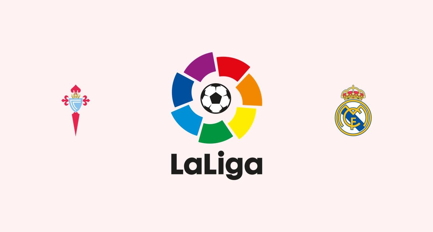 Celta Vigo v Real Madrid