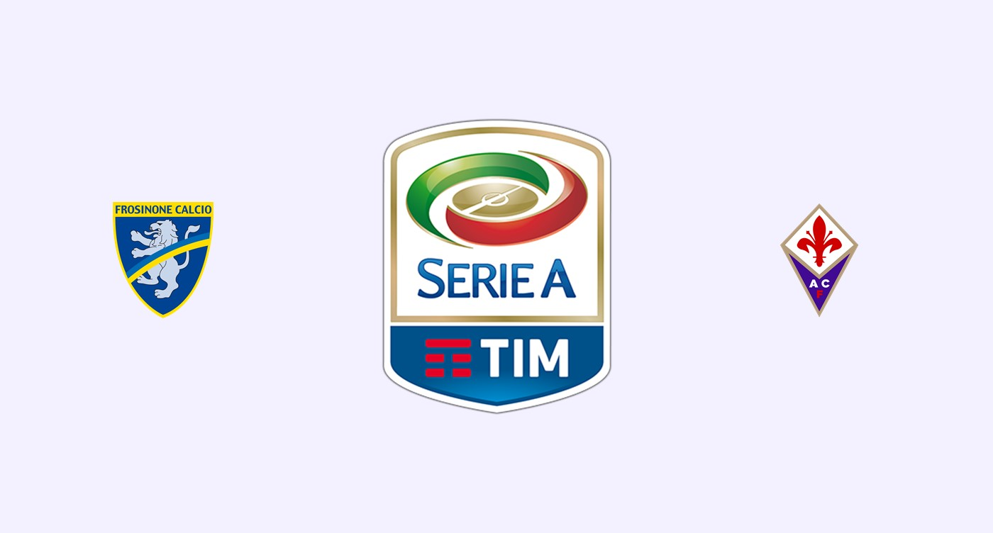 Frosinone v Fiorentina
