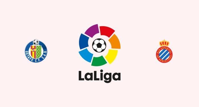 Getafe v Espanyol Previa, Predicciones y Pronóstico