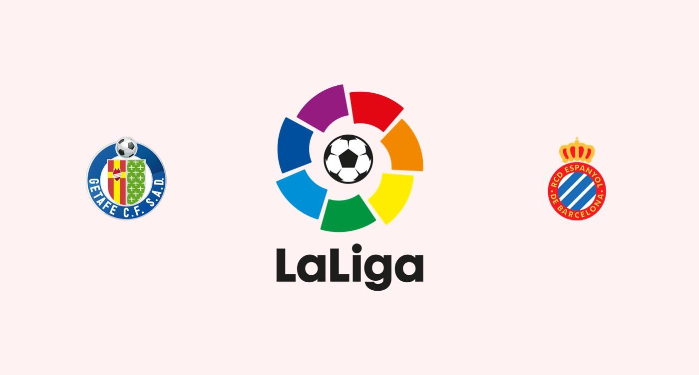 Getafe v Espanyol