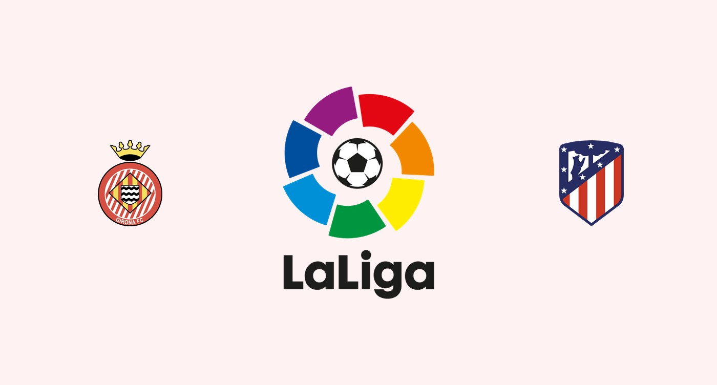 Girona v Atlético Madrid