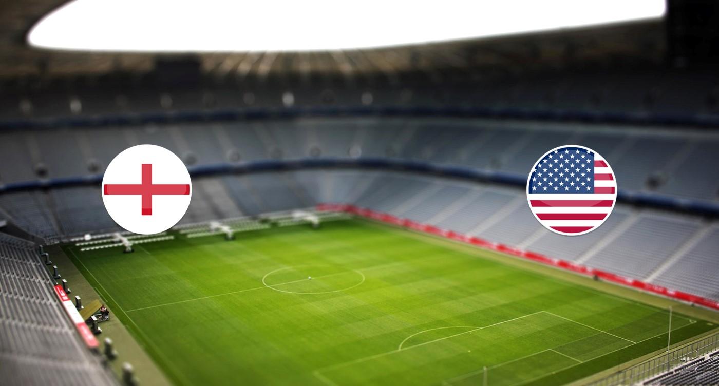 Inglaterra v Estados Unidos Previa, Predicciones y Pronóstico