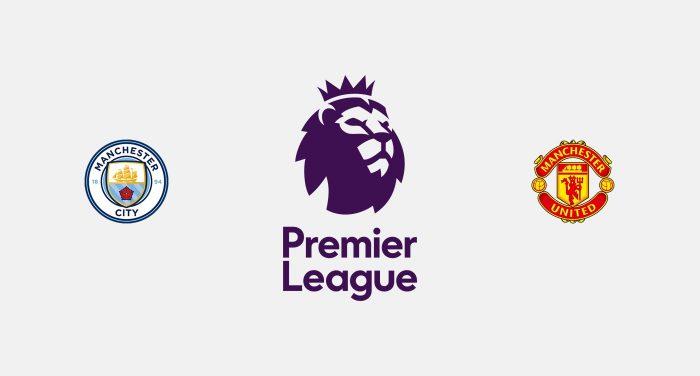 Manchester City v Manchester United Previa, Predicciones y Pronóstico