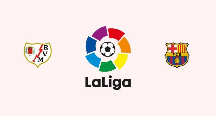 Rayo Vallecano v Barcelona Previa, Predicciones y Pronóstico