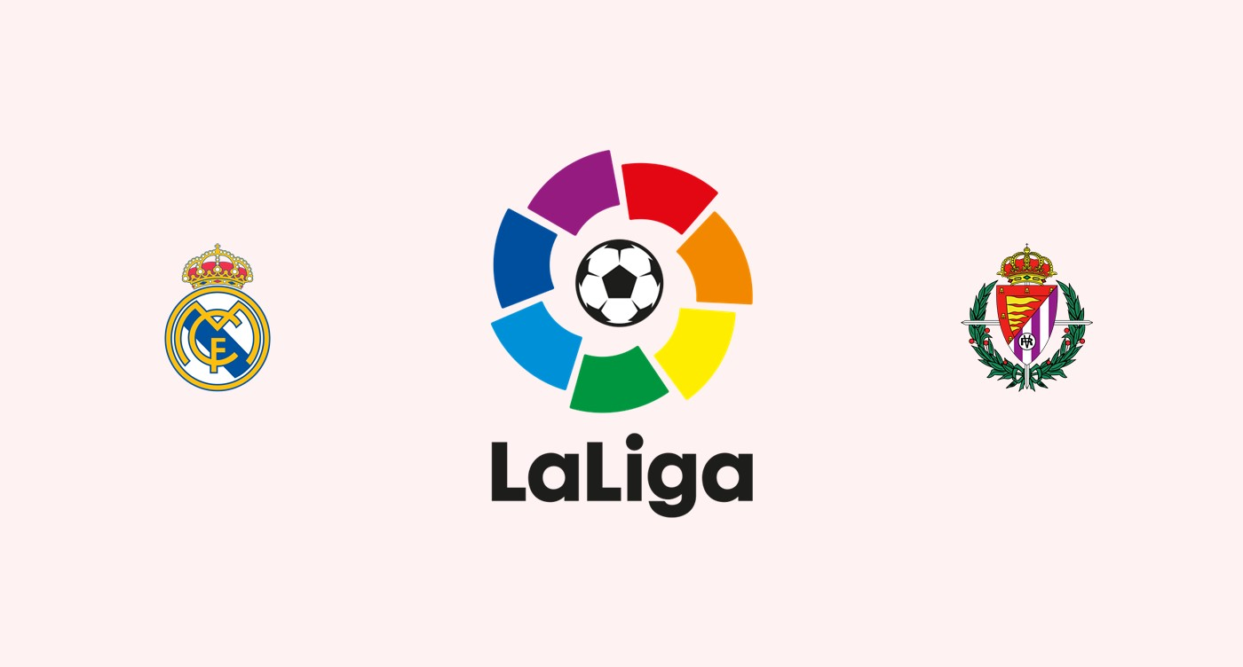 Real Madrid v Valladolid