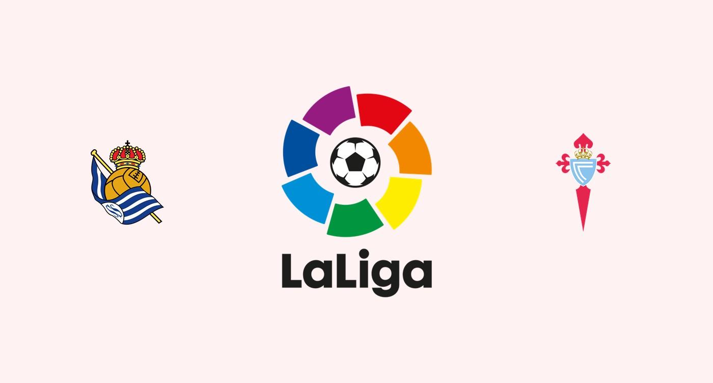 Real Sociedad v Celta Vigo