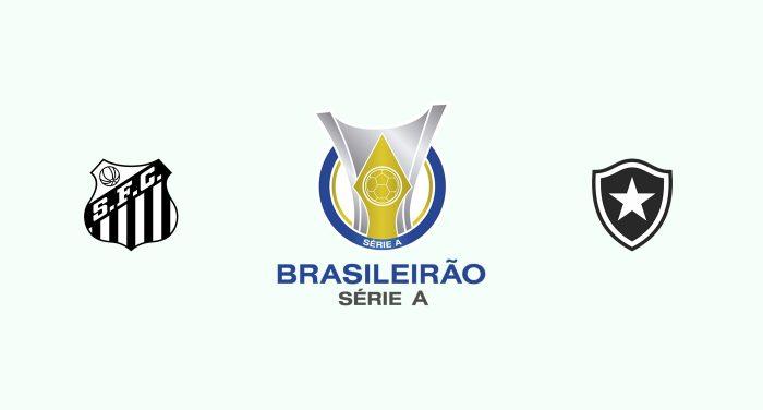 Santos v Botafogo Previa, Predicciones y Pronóstico