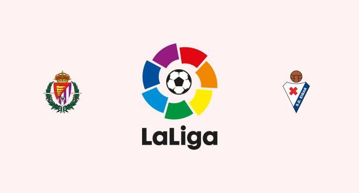 Valladolid v Eibar Previa, Predicciones y Pronóstico