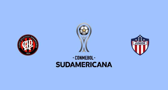 Atlético Paranaense v Junior Previa, Predicciones y Pronósticos