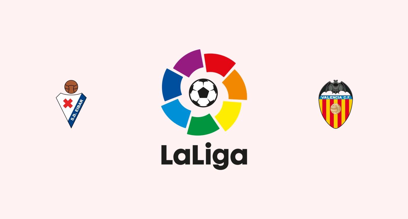 Eibar v Valencia Previa, Predicciones y Pronóstico