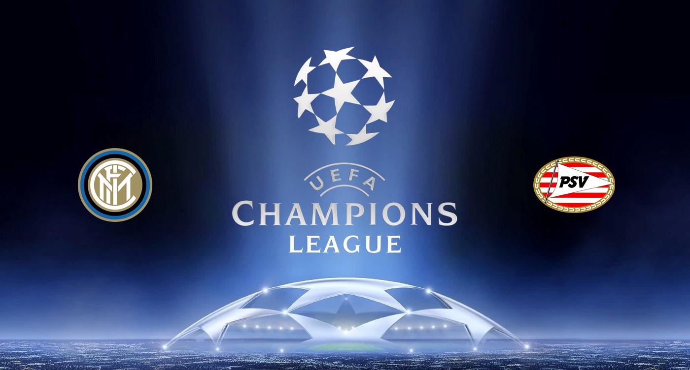 Inter Milán v PSV Previa, Predicciones y Pronóstico