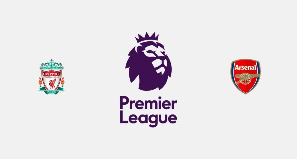 Liverpool vs Arsenal Previa, Predicciones y Pronóstico