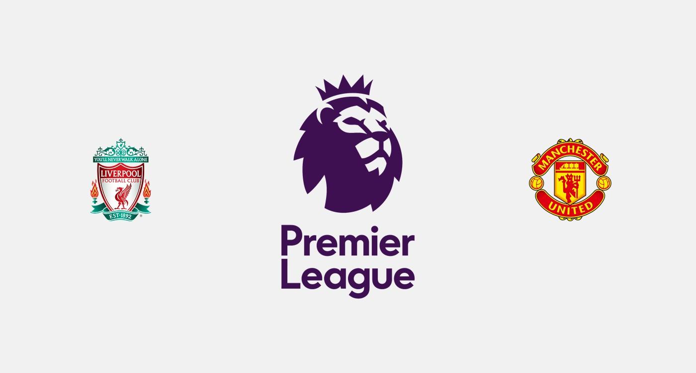 Liverpool v Manchester United Previa, Predicciones y Pronóstico
