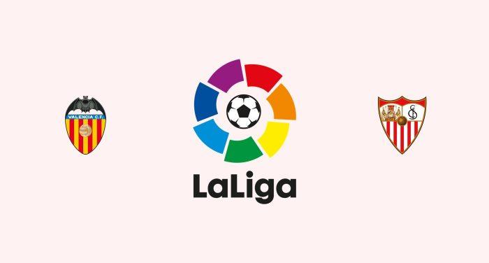 Valencia v Sevilla Previa, Predicciones y Pronóstico 05-12-2018