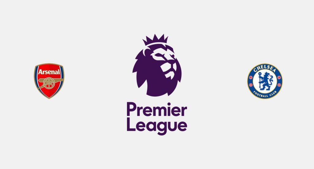 Arsenal vs Chelsea Previa, Predicciones y Pronóstico