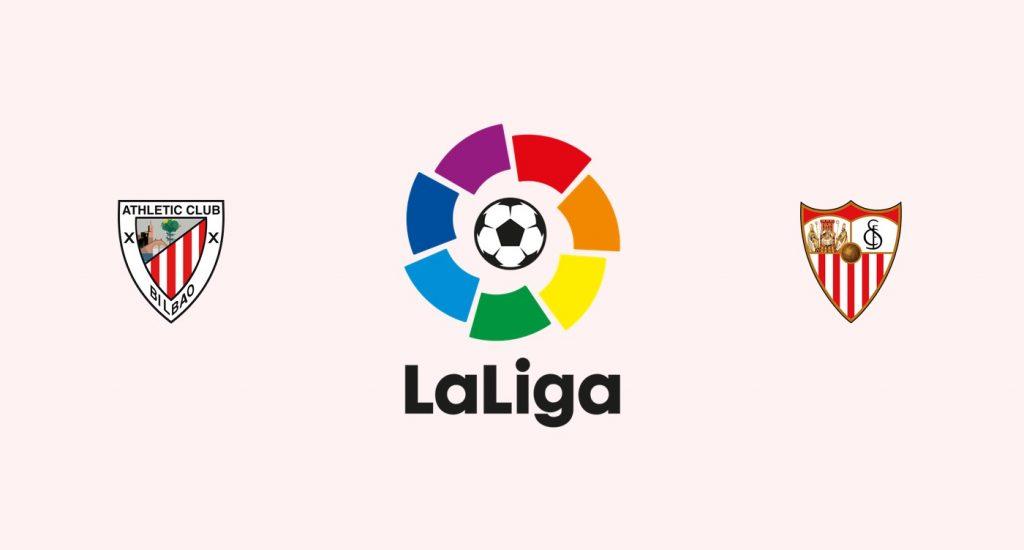 Athletic Bilbao vs Sevilla Previa, Predicciones y Pronóstico