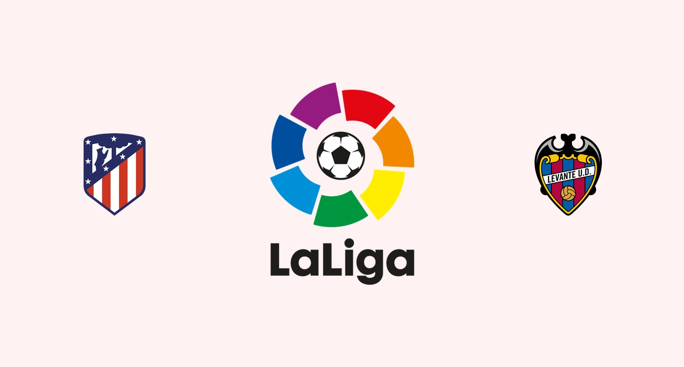 Atlético Madrid v Levante