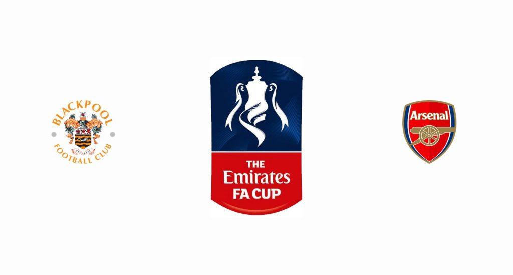Blackpool v Arsenal Previa, Predicciones y Pronóstico