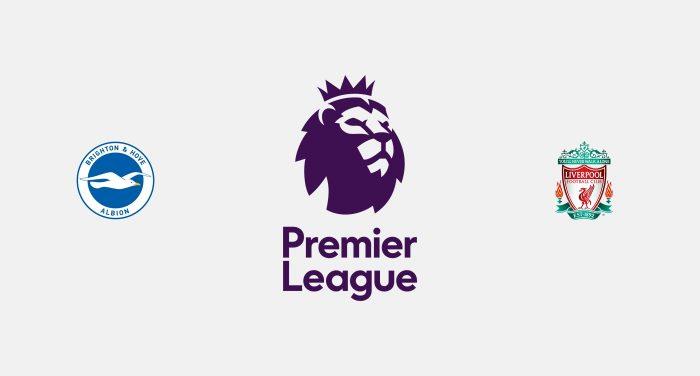 Brighton vs Liverpool Previa, Predicciones y Pronóstico