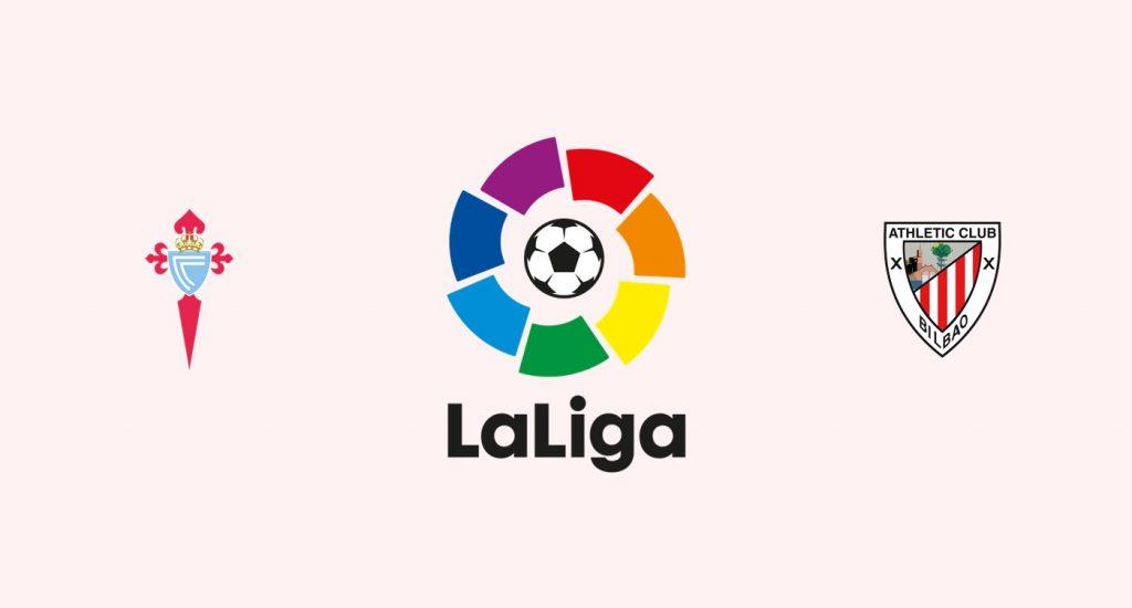 Celta Vigo vs Athletic Club Previa, Predicciones y Pronóstico