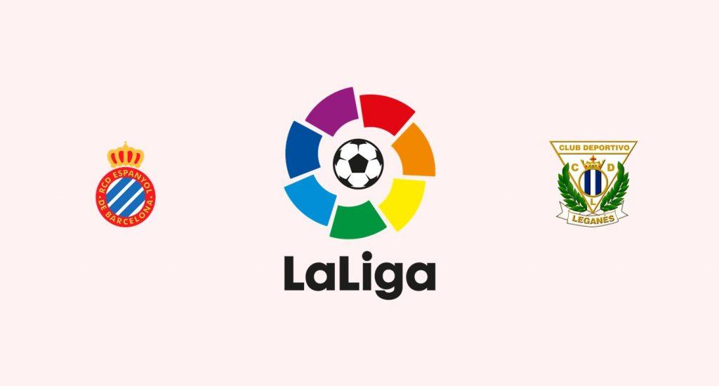Espanyol vs Leganés Previa, Predicciones y Pronóstico