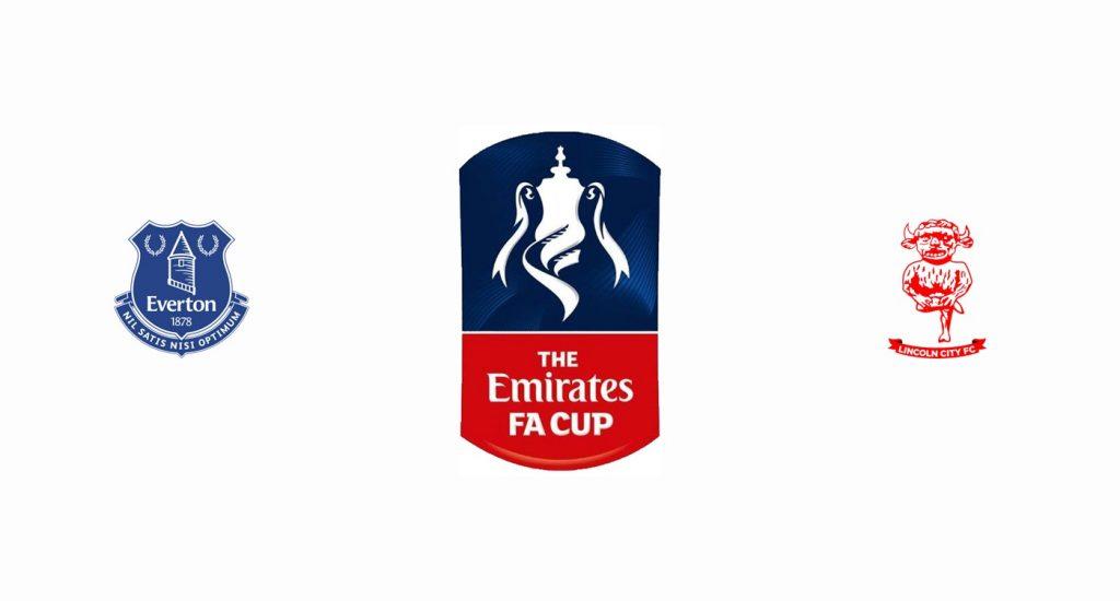 Everton v Lincoln City Previa, Predicciones y Pronóstico