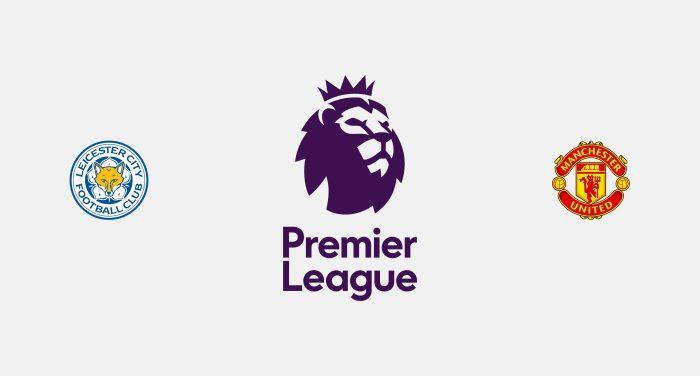 Leicester vs Manchester United Previa, Predicciones y Pronóstico 30-01-2019