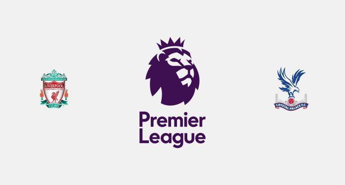Liverpool vs Crystal Palace Previa, Predicciones y Pronóstico 19-01-2019