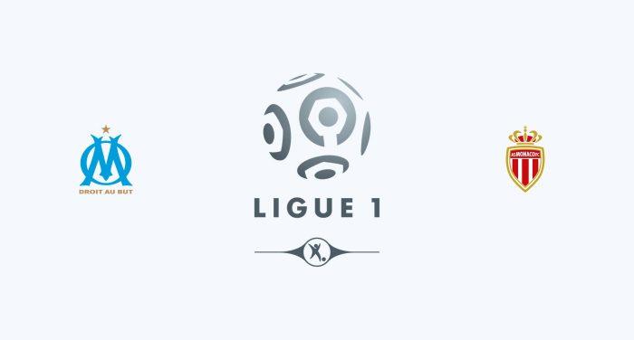 Olympique Marsella vs Mónaco Previa, Predicciones y Pronóstico