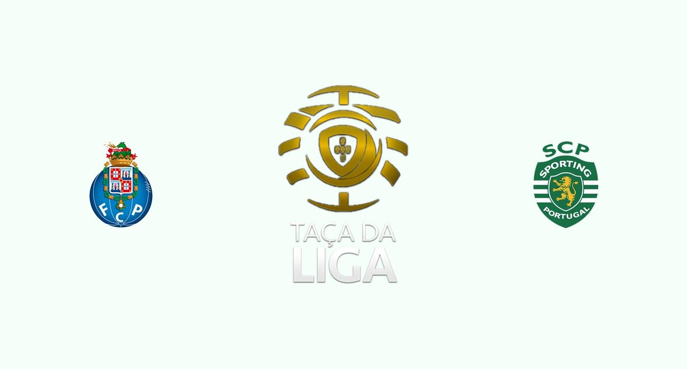 Porto v Sporting Lisboa