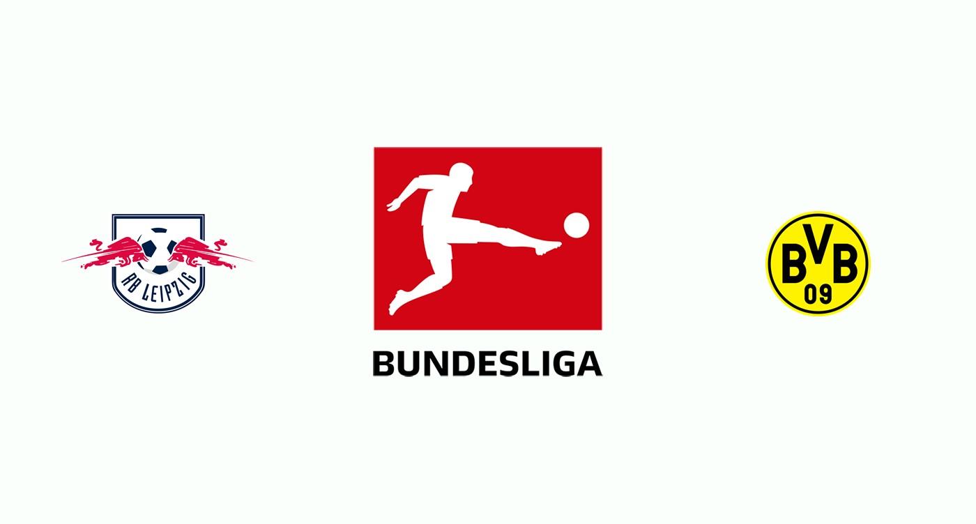 RB Leipzig v Borussia Dortmund