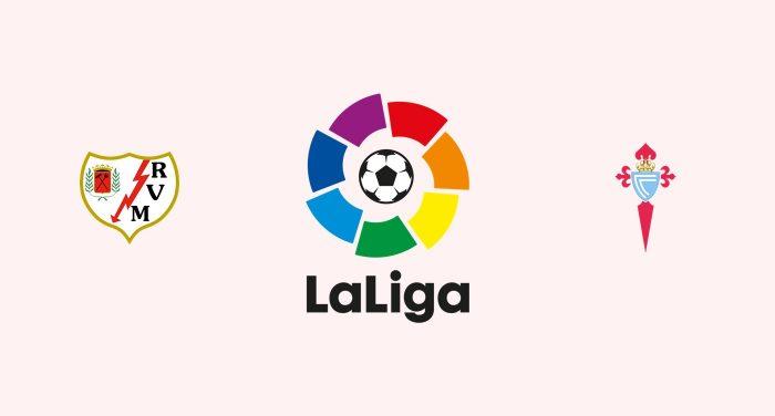 Rayo Vallecano v Celta Vigo Previa, Predicciones y Pronóstico