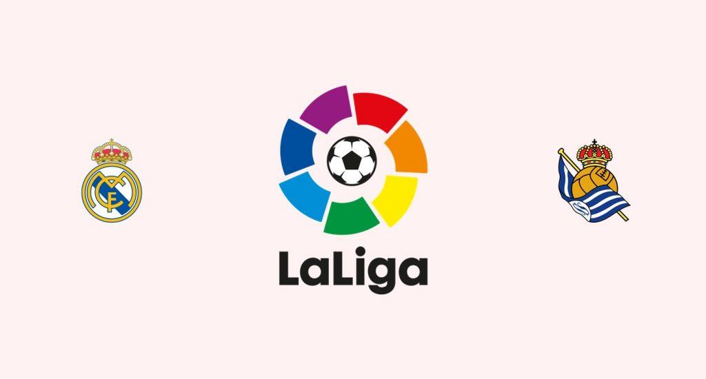 Real Madrid vs Real Sociedad Previa, Predicciones y Pronóstico