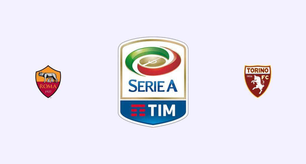 Roma vs Torino Previa, Predicciones y Pronóstico