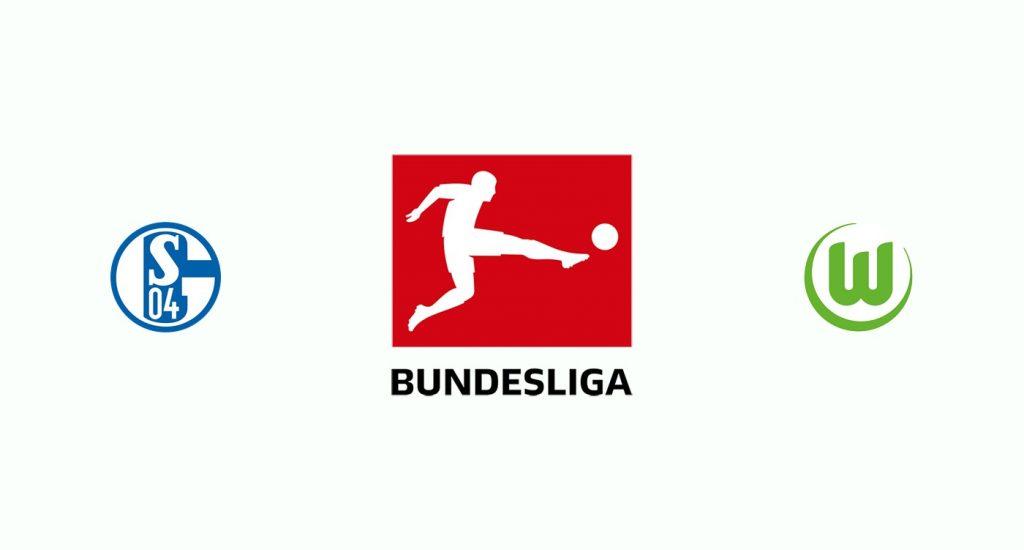 Schalke 04 vs Wolfsburgo Previa, Predicciones y Pronóstico